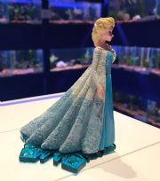 Elsa Disney Frozen Aquarium Ornament